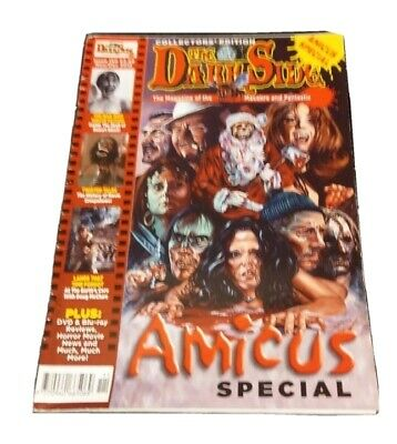 The Dark Side Horror Magazine Issue 150 Amicus Special