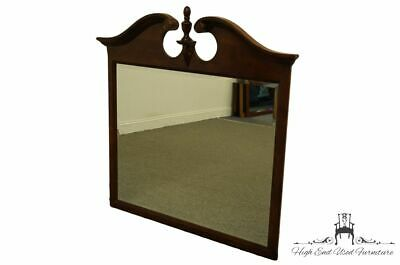 UNIVERSAL FURNITURE Carlisle Collection Solid Cherry Traditional Chippendale ...