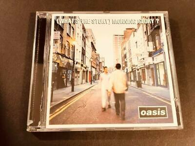 Oasis - What's the Story Morning Glory? CD Full Album 12 tracks