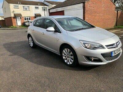 2013 Vauxhall Astra SE Turbo, 1.6 Petrol 55081miles only, long MOT
