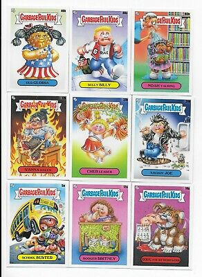 2020 Topps GPK Garbage Pail Kids Late To School Set   200 Cards