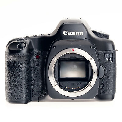 Canon EOS 5D 12.8MP Digital SLR Full Frame Camera Body 0296B002