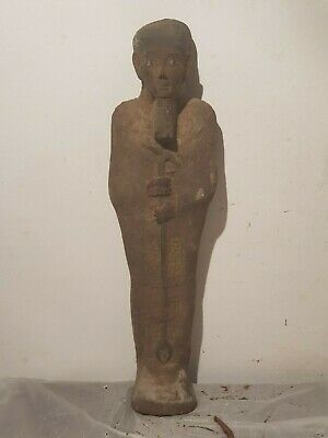 Rare Antique Ancient Egyptian Statue God Ptah Crafts & Architects 1860-1780BC