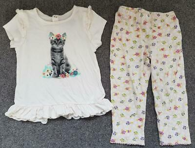 Gorgeous Girls, Juicy Couture  Glitter Cat Top And Leggings Outfit, 2 Years