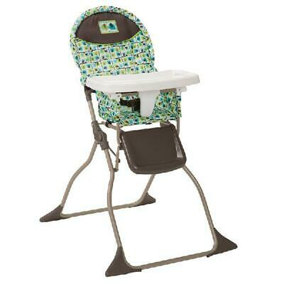 Cosco Folding High Chair Seat Baby Toddler Child Adjustable Tray Portable Eating