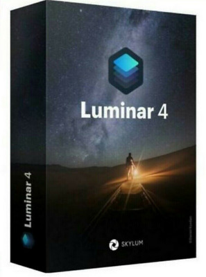 Luminar v4 2020 ✔ windows ✔ full version ✔ fast delivery ✔life time