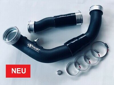 EXH Charge + Boost Pipe Set BMW N55 F20 F30 M135i M235i 335i 435i  xDrive