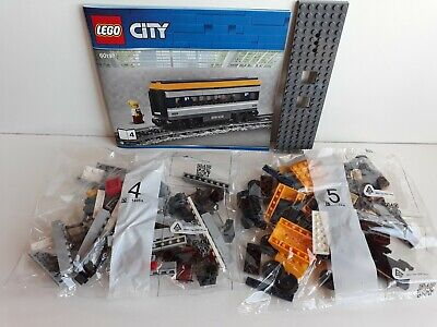 Lego 60197 PASSENGER TRAIN ONLY Wagon restaurant New Sealed Bags !!!