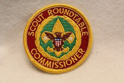 Grand Teton Council Blue Mylar bdr Cub Scout Roundtable Staff Mint FREE SHIPPING