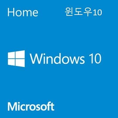 Win 10 Home Original Key - License - Licencia