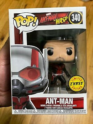 Ant-Man Chase - Funko Pop! Marvel Ant-Man And The Wasp Vinyl Figure #340