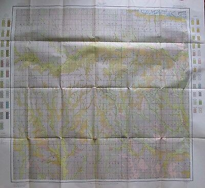 Folded Soil Survey Map Jewell County Kansas Mankato Jewell Ionia Randall 1912