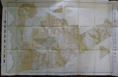 Soil Survey Map Sumter County South Carolina Mayesville Tindal Rocky Bluff 1907