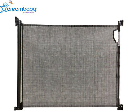 Baby Safety Gates Barriers Wall Secure Retractable Mesh Indoor and Outdoor Use