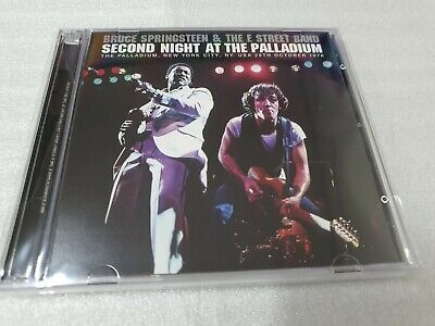 Bruce Springsteen & The E Street Band / Second Night At The Palladium 2Cd Set