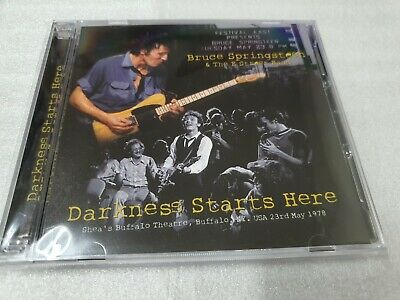 Bruce Springsteen & The E Street Band / Darkness Starts Here 2Cd Set