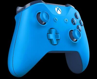 Xbox One S Wireless Controller Blue