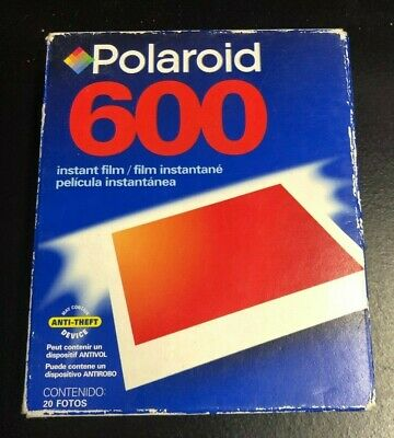 New Sealed 2-10 Packs Genuine Original Polaroid 600 Instant Film Exp 03