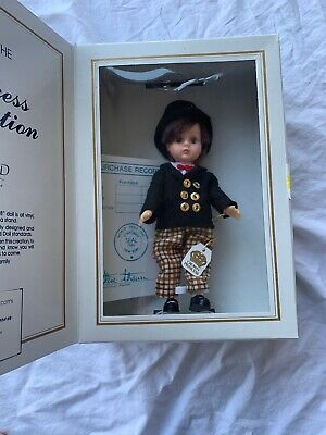 World Doll Princess Collection Little Women Laurie 1980 Louisa May Alcott #70856
