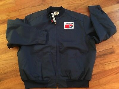 NEW COLLECTABLE PEPSI JACKET WITH THINSULATE LINING-NEW SIZE XL-CHRISTMAS Gift