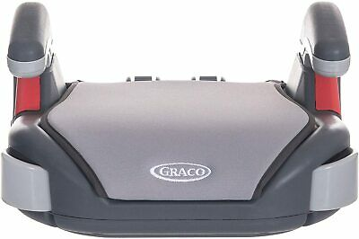 Graco Booster Basic Car Seat, Group 3 (6 to 12 Years Approx., 22-36kg), Opal Sky