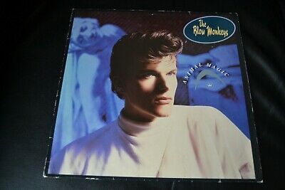 The Blow Monkeys ‎– Animal Magic Vinyl LP 1986 RCA ‎– PL 70910
