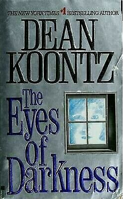 The Eyes of Darkness by Koontz Dean {P.D.F} ⚡⚡Instant Delivery ⚡