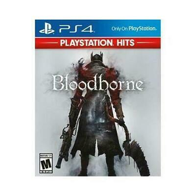 Bloodborne Hits - PlayStation 4, New Video Games