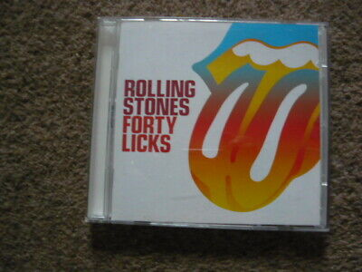 The Rolling Stones - Forty Licks (2002)  2 CD Set