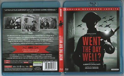 Blu Ray : Went The Day Well ? : Grand Classique Du Film De Guerre (1942)