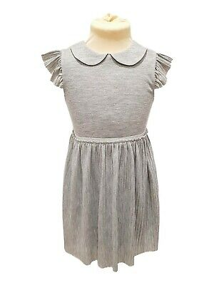 Ex Mothercare Girls Dress Kids Baby Party Summer Wedding Formal Sparkle NEW