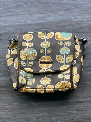 Petunia Pickle Bottom diaper bag. 10 yr anniversary limited edition