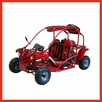 KS125R - Off road dune Buggy Two seater Kids size Sahara 125cc Semi Automatic