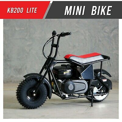 KB200 Lite - 200cc Fully Automatic Mini Bike Motorcycle Children Learners Petrol