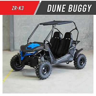 ZX-K3 - All Terrain UTV Utility vehicle Off Road Buggy Fully Automatic 196cc