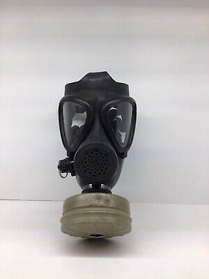 Gas Mask M15 With Filter Israeli Military Army Adjustable Resistant Standard