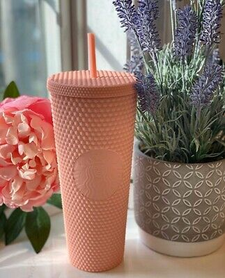 Starbucks Matte Pink Studded Tumbler 24oz - Spring Collection 2020 EARLY RELEASE