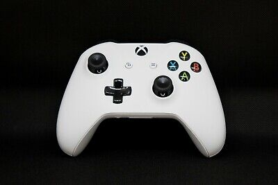 Microsoft Xbox One Wireless Controller Original 3.5mm Jack- White