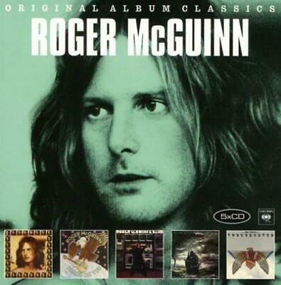 Roger Mcguinn: Original Album Classics (Cd.)