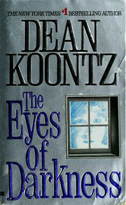 The Eyes of Darkness 1981 Thriller novel by Dean Koontz