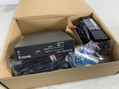 Extron DTP T HD2 4K 330 Long Distance DTP Transmitter for HDMI 60-1491-52