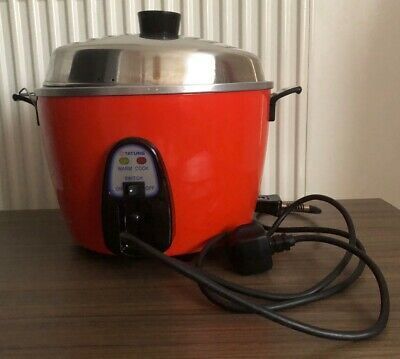 Tatung 6 Cup Rice Cooker.