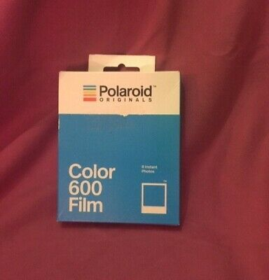 Polaroid 600 Color Film for Polaroid 600 Cameras 4 Packs new version 4670