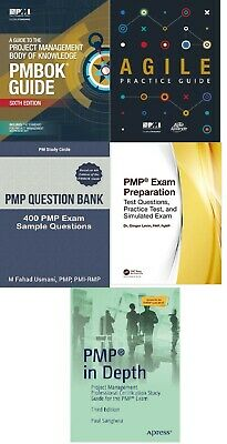 PMBOK PMI Guide 6th Edition + Agile Practice Guide + PMP Question Bank (P D F)