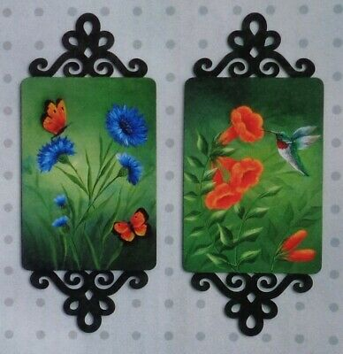 Linda Lover tole painting pattern Garden Friends""
