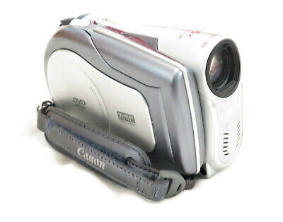 Canon DC/100 Video Camera, Little used - Nice condition.