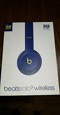 Beats by Dr. Dre Solo 3 Wireless Headphones New