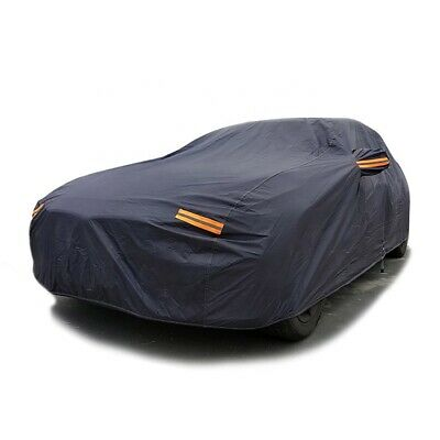 Scratch Resistant waterproof car cover Outdoor padded Car Cover