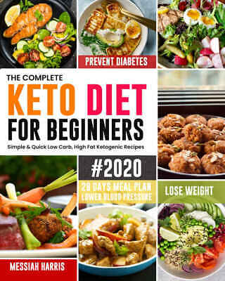 The Complete Keto Diet for Beginners(PDF)