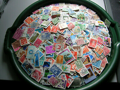 Worldwide Stamps - Large Lot Of Used Stamps - Many Countries